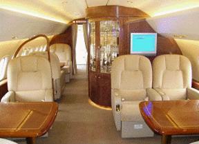 Внутри самолетов богачей Дайджест темы.  44 лучших сообщений.