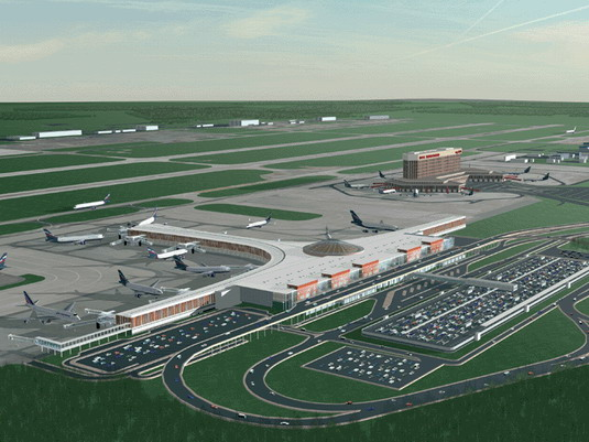 Шереметьево – первый, среди европейских аэропортов по показателю роста пассажиропотока