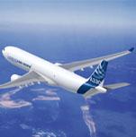 Разработка самолётов для линий большой протяжённости (Airbus A330 и Airbus A340) была начата... далее.
