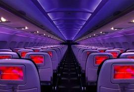 Необычные развлечения на борту самолета